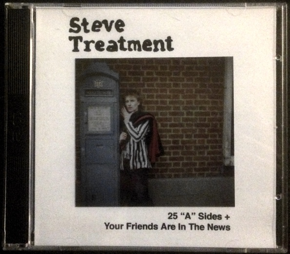 "25 ""A"" Sides + Your Friends are in the News. Hyped2Death double CD 2006"